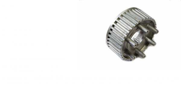 Noix en aluminium